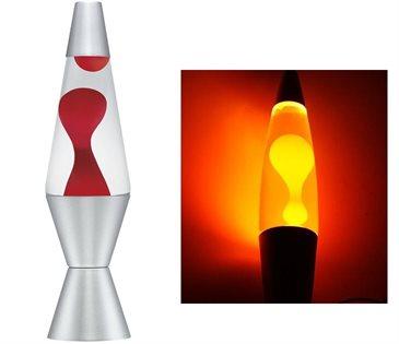 Ρετρο Φωτιστικο Λαβας με Κερι- Lava Lamp