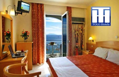 """Αποκριες & 25η Μαρτιου στο Τολο: 145€ για 3ημερη αποδραση 2-3 ατομων, με Πρωινο, στο ξεχωριστο ''Hotel Tolo"""" στην Αργολιδα"""