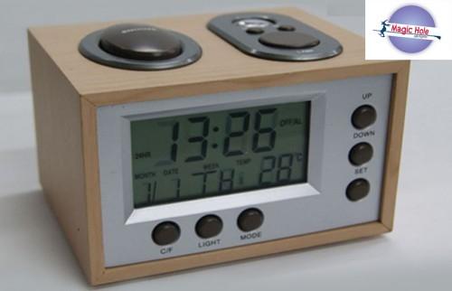 5,9€ απο 13€ για Επιτραπεζιο Ρολοι - Ξυπνητηρι - Θερμομετρο - Ημερολογιο, με προτζεκτορα για εμφανιση της ωρας τη νυχτα στον τοιχο σας (δυνατοτητα παραδοσης στο χωρο σας)