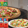 PΙΖΖΑ FΑΝ: 11,50€ απο 17€ για 1 Μεγαλη Pizza, 1 Σαλατα & 2 Μπυρες, απο τη μεγαλυτερη ελληνικη αλυσιδα στο χωρο του pizza delivery