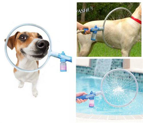 Συστημα Καθαρισμου Κατοικιδιων Pet Bath Ring