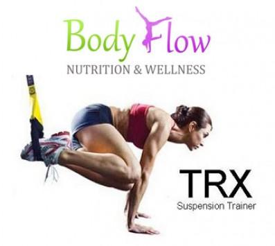 10 Συνεδριες TRX & Functional Training - Personal Training|Zumba - Πειραιας - 25€ για Ομαδικα Μαθηματα Χορου Zumba για ενα μηνα η 59€ για 10 Συνεδριες TRX και Functional Training σε μικρα group (Έκπτωση 54%), απο το γυμναστηριο «Body Flow» στον Πειραια!!!