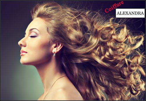 """35€ για (1) βαφη μαλλιων, (1) ανταυγειες, (1) κουρεμα, (1) χτενισμα και (1) λουσιμο, απο το σαλονι ομορφιας """"Alexandra Coiffure"""" στα Άνω Πετραλωνα, αξιας 90€ - εκπτωση 61%"""
