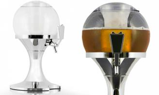 Beer Balloon 3,5lt για να Σερβιρετε Παγωμενη Μπυρα, Ποτα & Αναψυκτικα
