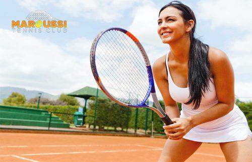 179€ απο 380€ για ετησια ενοικιαση γηπεδου τενις, διαρκειας 1 ωρα/ημερα, στο ''Marousi Tennis Club'', το No 1 tennis club της Αθηνας