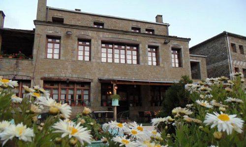 Χριστουγεννα και Πρωτοχρονια απο 270€ για 3 διανυκτερευσεις με Ημιδιατροφη για 2 ενηλικες (και 1 παιδι εως 5 ετων) Ισχυει την περιοδο των Χριστουγεννων (23-26/12) και την περιοδο της Πρωτοχρονιας (30/12 - 02/01/2018) στο Hotel Kamares Tsepelovo