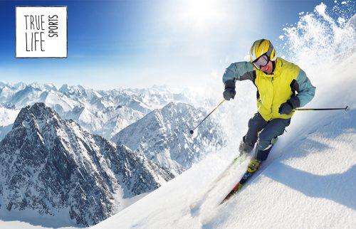 """Aπο 19,9€ για Μαθηματα Σκι 1-3 ατομων, στο Χιονοδρομικο Κεντρο Καλαβρυτων, με Mεταφορα, απο την """"Truelife Sports"""""""