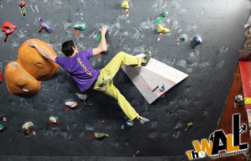 9,5€ απο 30€ για 1 Μαθημα Αναρριχησης 60', 1 Μαθημα Slack Line (ιμαντας ισορροπιας) 30' & 1 χρηση Αθλητικου Τραμπολινο 30', στο ''The Wall Sport Climbing Center'' στην Παλληνη