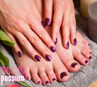 Ένα Manicure+Δωρο Αφαιρεση Ημιμονιμου - Manicure|Pedicure- Περιστερι - Ένα Manicure με Απλη η Ημιμονιμη Βαφη επιλογης απο χρωμα η γαλλικο και Δωρο η επομενη Αφαιρεση Ημιμονιμου με τοποθετηση θεραπευτικης βασης στα 7€ η Ένα Pedicure με Απλη η Ημιμονιμη Βαφη και ενα Foot Massage στα 9€ (Έκπτωση 55%), απο το «Beauty Passion» στο Περιστερι!!!