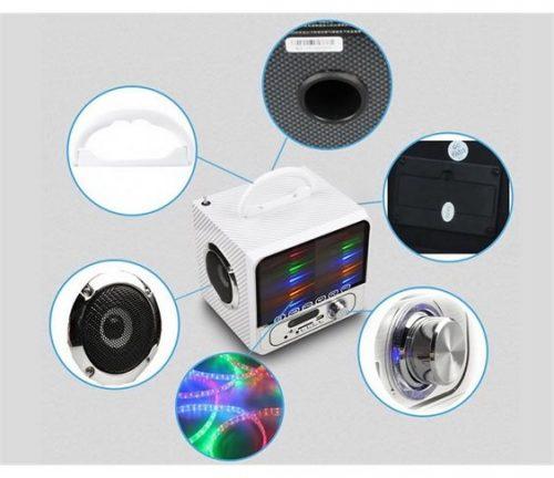 Φορητο Hχοσυστημα με εισοδο microSD/USB, Bluetooth & Ραδιο Α18