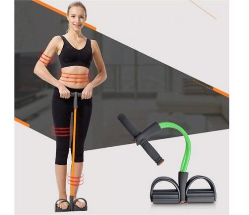 Όργανο Γυμναστικης με Ελαστικα Αντιστασης Soft Body Trimmer