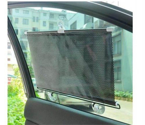 Αναδιπλουμενο Κουρτινακι Ηλιοπροστασιας για το Αυτοκινητο
