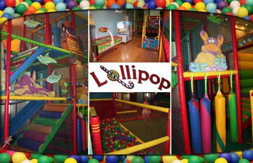 2,5€ απο 7€ για Εισοδο 1 παιδιου & του συνοδου του, με Χυμο για το παιδι & Ροφημα με Κεικ για το συνοδο, στον υπερσυγχρονο παιδοτοπο ''Lollipop'' στο Π.Φαληρο