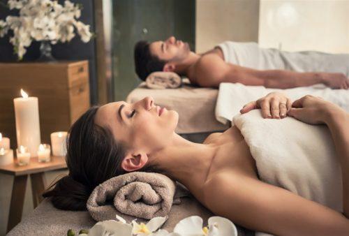 Valentine gift for 2! Massage, Σαουνα και χαλαρωτικη τελετη τσαγιου!
