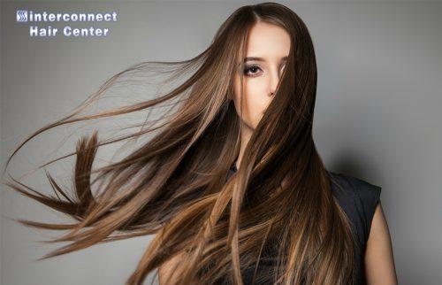 """75€ απο 125€ για Tape Hair Extensions αριστης ποιοτητας, απο φυσικα μαλλια με εργασια τοποθετησης & κουρεμα, απο το """"Interconnect Hair Center"""" στη Γλυφαδα"""