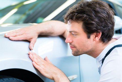 Επισκευες ζημιων προφυλακτηρα & λαμαρινας αυτοκινητου
