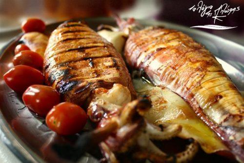 Μεσογειακη Κουζινα με Φρεσκα Θαλασσινα και Κρεατικα για 2 ατομα σε εναν ιδιαιτερα ατμοσφαιρικο χωρο