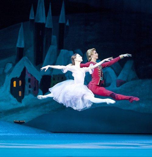 «Καρυοθραυστης»Η πιο συγκινητικη ιστορια του κλασικου μπαλετου με την αξεπεραστη μουσικη του Τσαικοφσκι...απο το Μπαλετο Θεατρου της Μοσχας | 28-29/12