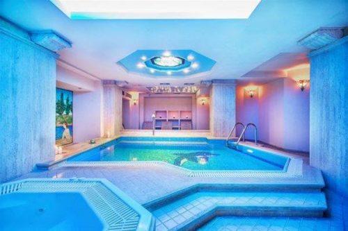 Full body relax massage για 2 ατομακαιχρηση των χωρων του spa