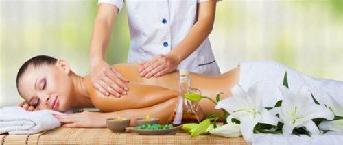 Χαλαρωση, ευεξια και αναζωογονηση με 1full body relax massage 50'