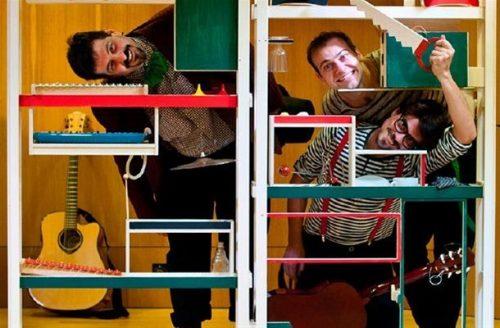 «Απαγορευεται η μουσικη»... 3ος χρονος παραστασεων! Μια παρασταση για τη φιλια, τη διαφορετικοτητα, την ελευθερια και τον σεβασμο, γεματη μουσικη! | 03/11-29/12