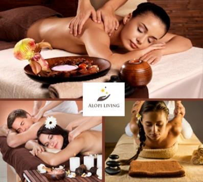Χαλαρωτικο Μασαζ+Μασαζ Προσωπου-Κεφαλης 60΄ - Χαλαρωτικο Massage |Πετραλωνα - 14€ για ενα Χαλαρωτικο Μασαζ διαρκειας 45 λεπτων με αιθερια ελαια η 17€ για ενα Χαλαρωτικο Μασαζ με βιολογικα αιθερια ελαια και πιεσεις σε ρεφλεξολογικα σημεια στα ποδια διαρκειας 60 λεπτων η 17€ για ενα Χαλαρωτικο Μασαζ με αιθερια ελαια και μασαζ προσωπου κεφαλης με ελαφρια ενυδατωση με χρηση βιολογικων υλικων χωρις συντηρητικα διαρκειας 60 λεπτων (Έκπτωση 81%), για απολυτη ευεξια και χαλαρωση για να επιστρεψετε στην καθημερινη ζωη πιο δυνατοι και κεφατοι, απο το κεντρο Ολιστικων Θεραπειων Μασαζ «Alopi Living» στα Πετραλωνα, ακριβως 2' απο τον σταθμο του Ηλεκτρικου!!!!