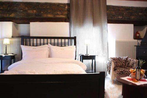 2ημερο η 3ημερο για 2 ατομα με διαμονη σεdouble room με τζακι, πλουσιο πρωινο, welcome drink, φιαλη κρασι & plateau φρουτων