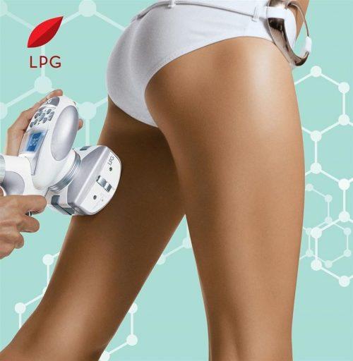2 η 5 συνεδριες λιπογλυπτικης σωματοςμονο για γυναικες, με Endermologie® - Lipomassage LPG, Lipolaser & Cavitation