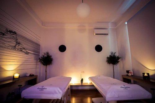 Relax|deep tissue | aromatherapy | Lymphatic|Hot stonemassage,Prive χρηση τουSpa&Body Scrubγια 1 η 2 ατομα