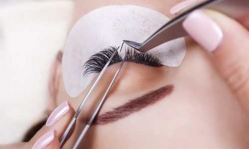 Extension φυσικων βλεφαριδων με την μεθοδο τριχα - τριχα η3D- 4D-5D|Lifting-Botox βλεφαριδων με τη μεθοδο Eyelash Lifting